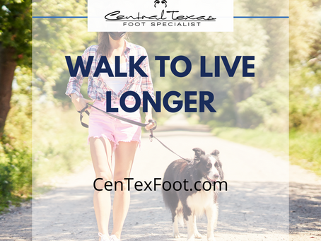 Walking an Extra 1,000 Steps May Increase Your Life Span