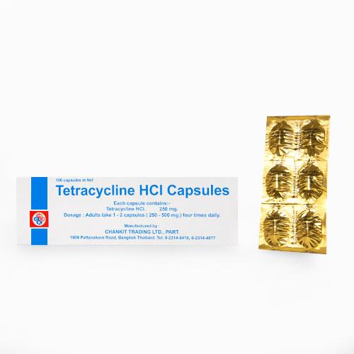 Med Tetracycline