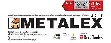 Visit CAPE INDUSTRIAL this year at Metalex 2015