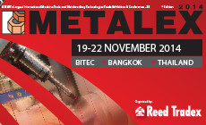 Visit CAPE INDUSTRIAL this year at Metalex 2014