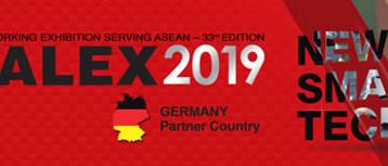 METALEX 2019 GERMANY Partner Country