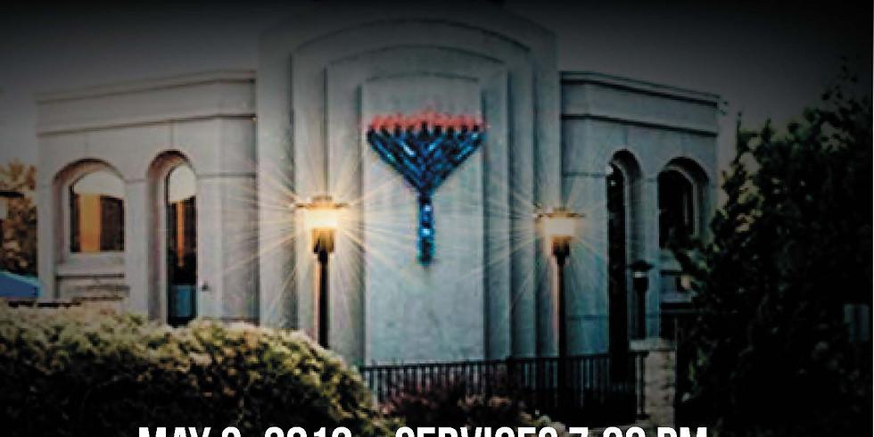 Unite with Chabad Poway - Shabbat dinner