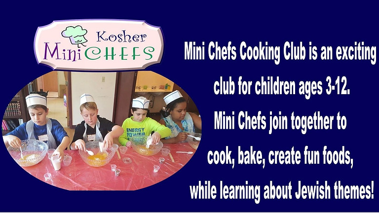 Purim - Kosher Mini Chefs