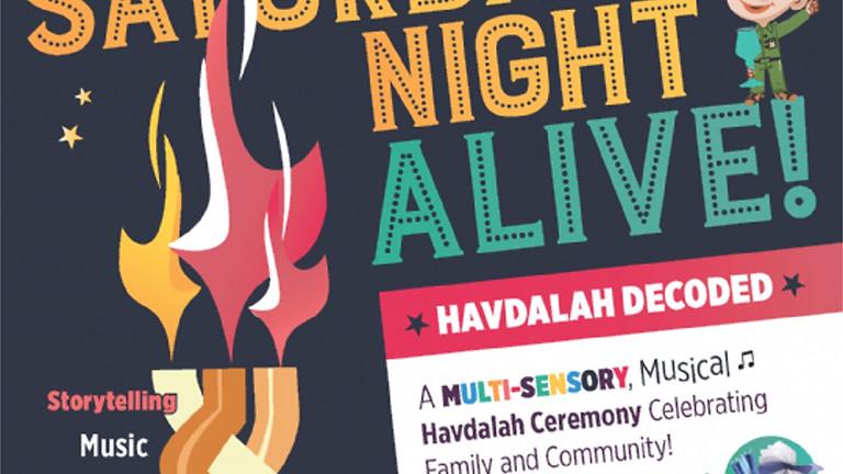 Saturday Night Alive - Havdalah Decoded