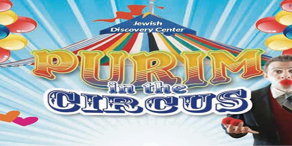 Purim in the Circus