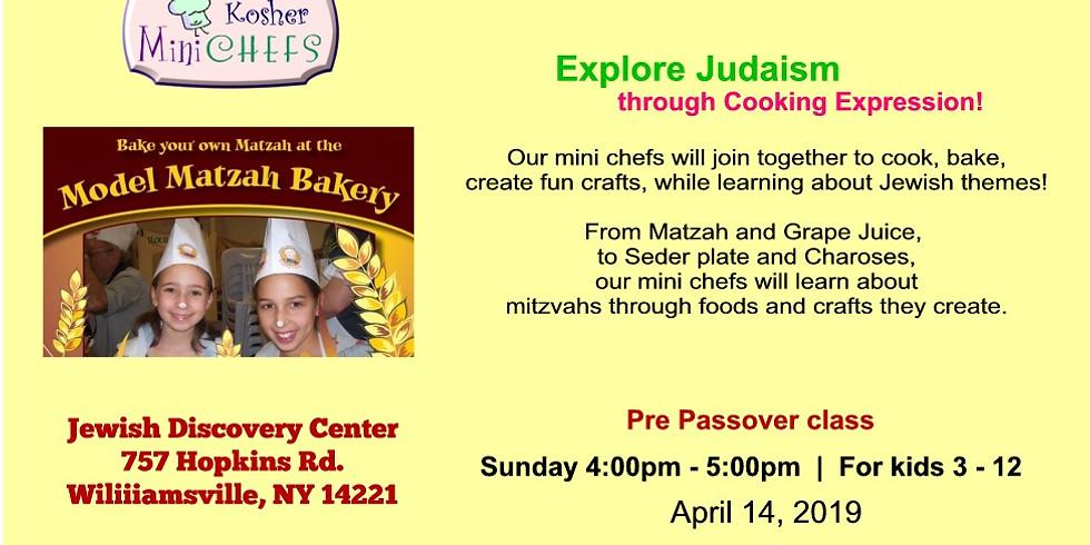 Pre Passover Kosher Mini Chefs
