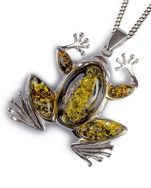 7-036-p-g-b-green_amber_frog_pendant_1_2