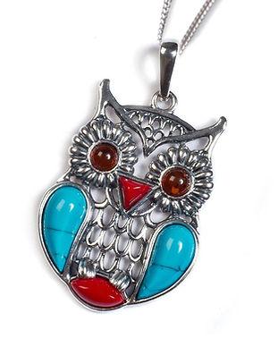 ph708-tqcorc-bu_turquoise_coral_owl_pend