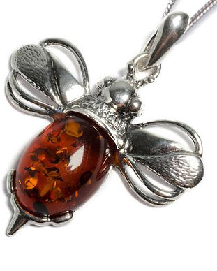 1-6005-200-C_Cognac_Amber_and_Silver_Bee