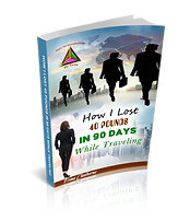 How I lost 40lbs in 90 Days