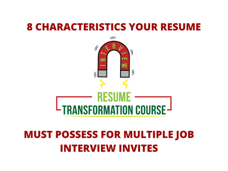How to Quickly Get Multiple Job Interview Invitations