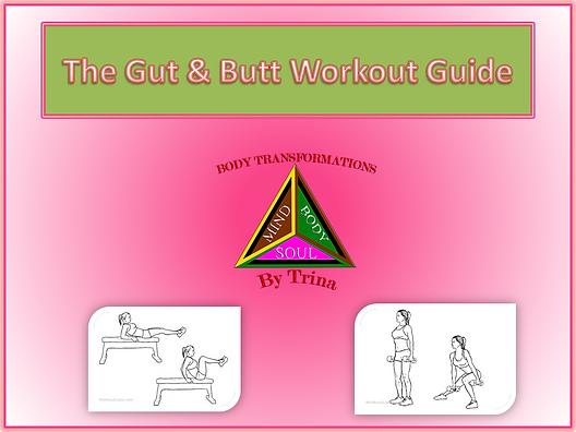 The Gut & Butt Workout Guide