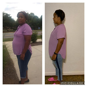 PLT System by Trina Before and After