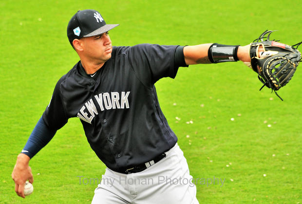 Gary Sanchez, Spring Training, FL
