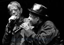 Lou Reed/Garland Jeffreys