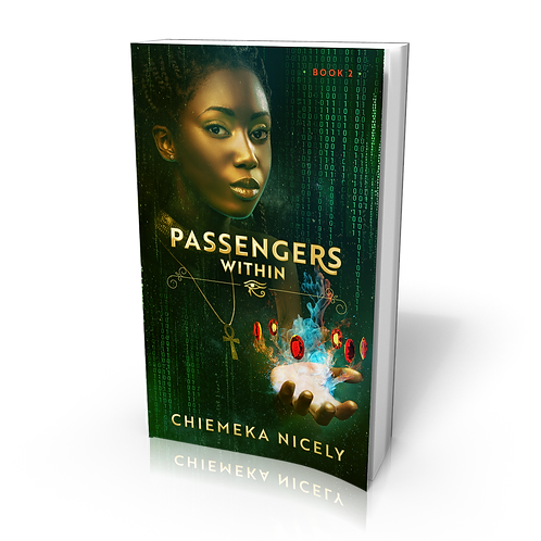 Passengers Within (Book 2 in The Shadow I Cast series)