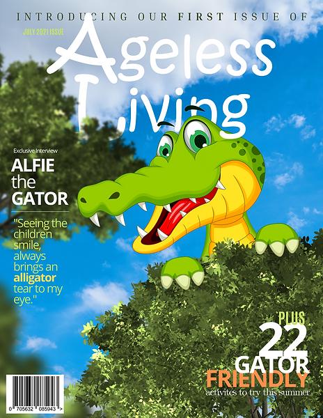 Ageless Newsletter July 2021