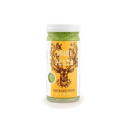 Arugula Pesto: 6 Ounce Jar