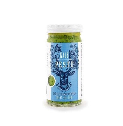 Kale Pesto: 6 Ounce Jar