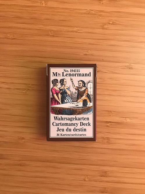 Lenormand Wahrsagekarten von Piatnik