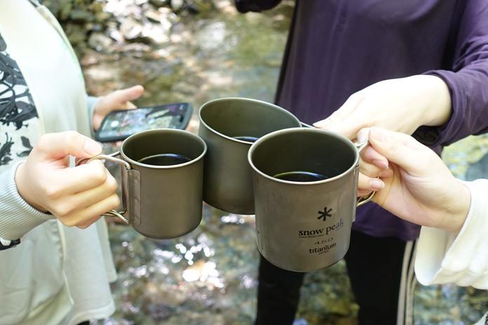 Hand Drip (River Water) Coffee