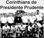 ICFUT - DAS ANTIGAS: Esporte Clube Corinthians de Presidente Prudente - Coringão de Prudente