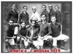 ICFUT - Das Antigas : América foi o primeiro Campeão Potiguar em 1919