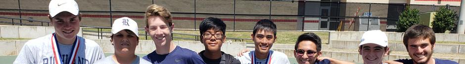 2019 3rd Place District Boys Team