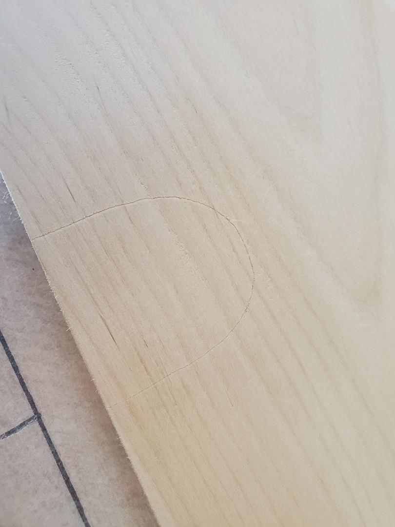 Engraving Result