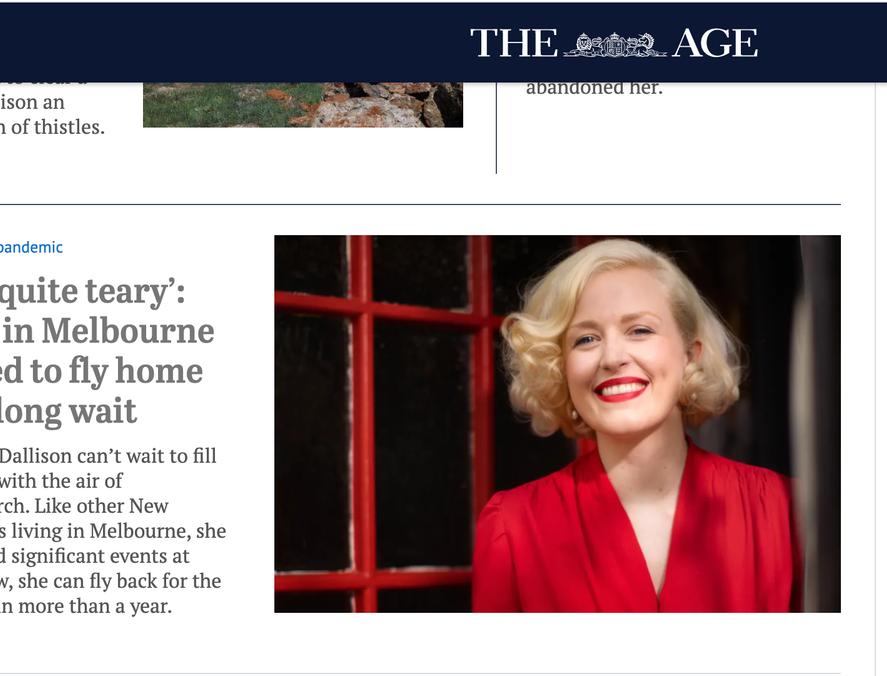 The Age, April 2021