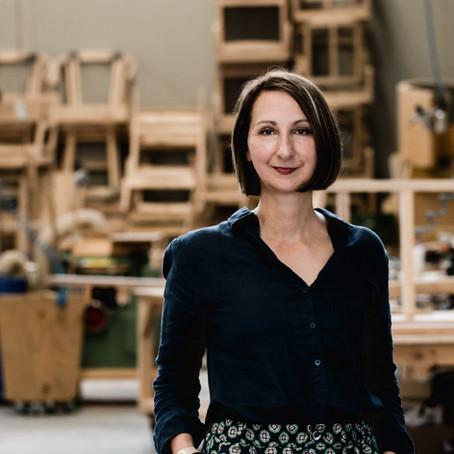 Designer Profile: Diane Bergeron