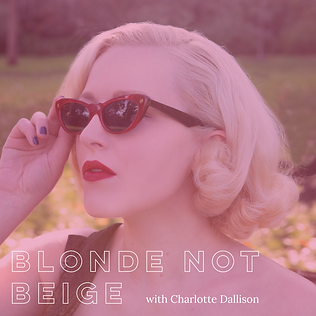 Blonde Not Beige NEW Podcast Artwork OTH