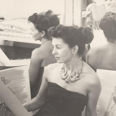 Designer Profile - Vintage edition: Bonnie Cashin