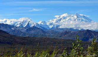 Denali & Mt Foraker