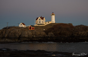 Nubble with Lights