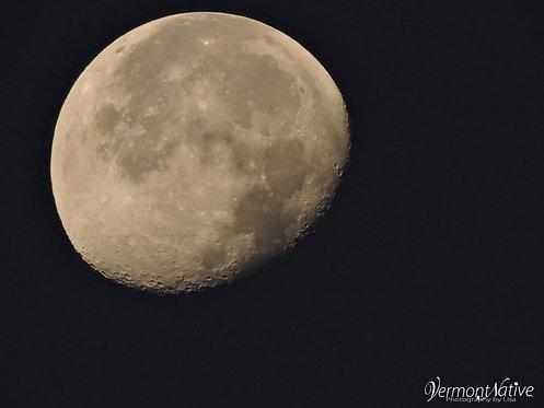Waning-Gibbous Moon
