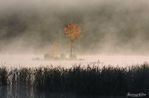 Fall Morning Kayak