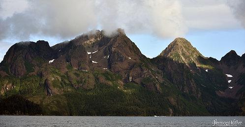 Kenia Fjords Mountains