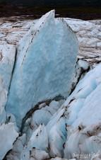 Seracs Matanuska Glacier