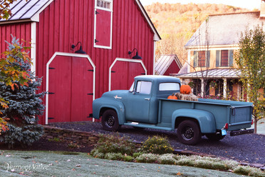 Old Country Scene
