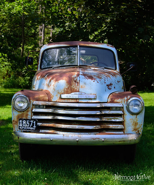 Old Chevy Truck