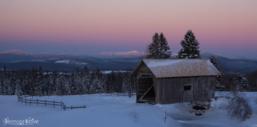 Sunrise on the Mountians