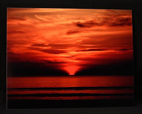 11x14 Ocean Sunrise