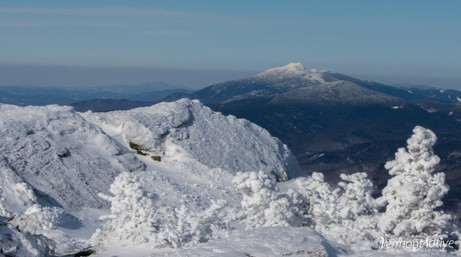 Winter view of Summits