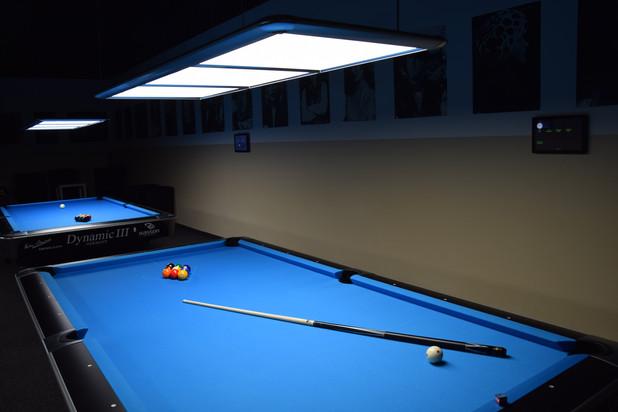 Die neuen Lampen schaffen eine super Beleuchtung!