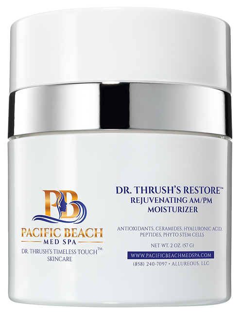 Dr. Thrush's Restore™ Rejuvenating AM/PM Moisturizer