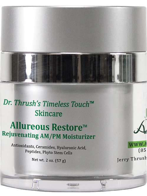 Allureous Restore™ Rejuvenating AM/PM Moisturizer