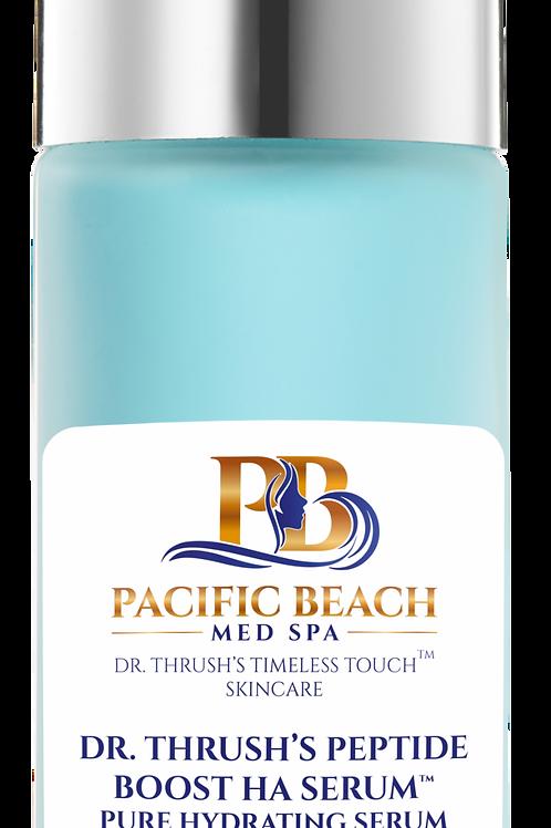 Dr. Thrush's Peptide-Boost HA Serum™