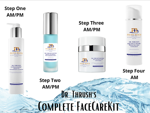 Dr. Thrush's Complete FaceCare Kit