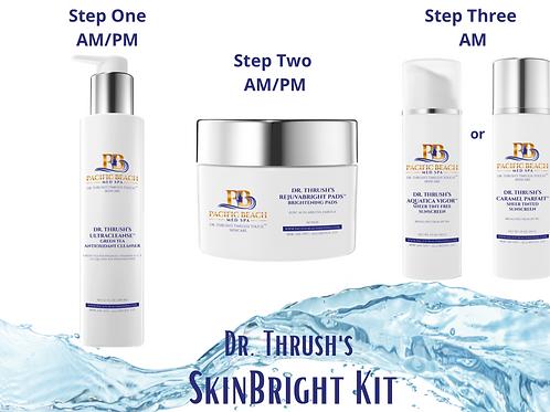 Dr. Thrush's SkinBright Kit